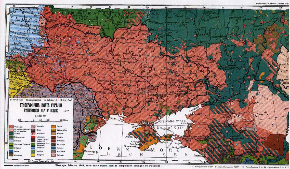 1915_Karta_Ukrainy_Kubijovycha