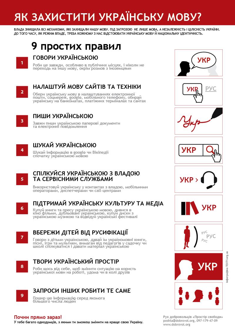 Як захистити мову