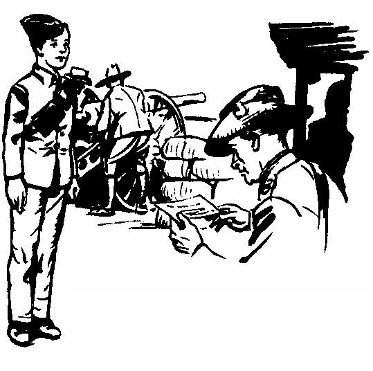 Бейден Пауел мобілізує юнаків Мейфкінгу.