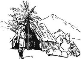 """Шатро """"підвищене"""" чи з """"стінкою"""" - улюблена модель шатра дослідників у багатьох частинах світу"""
