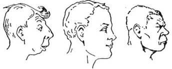 Звертай увагу на обличчя людей, щоб ти міг їх розпізнати