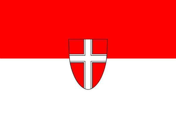 Герб австрійської столиці — м. Відень.