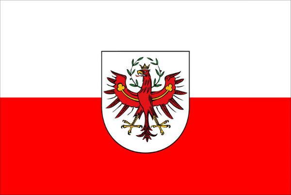 Прапор федеральної землі Тіроль (Австрія)